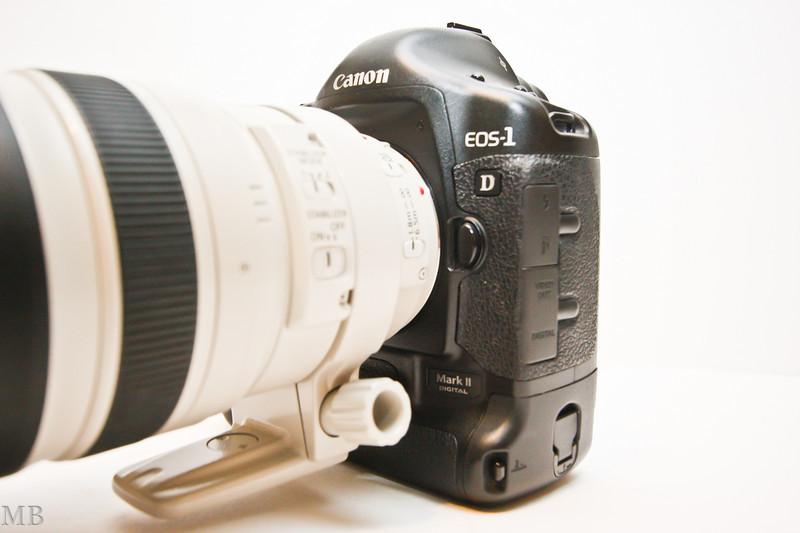 My new Canon EOS 1D Mark II