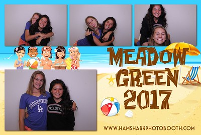 Meadow Green: Beach Party 2017