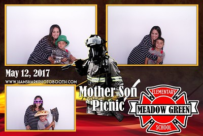Meadow Green: Mother Son Picnic 2017