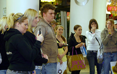 Meadowhall - December 2005