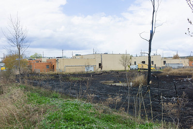 Meadowlands Fire Carlstadt NJ April 12, 2012