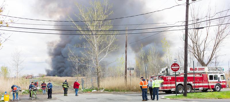 Meadowlands Fire 2012
