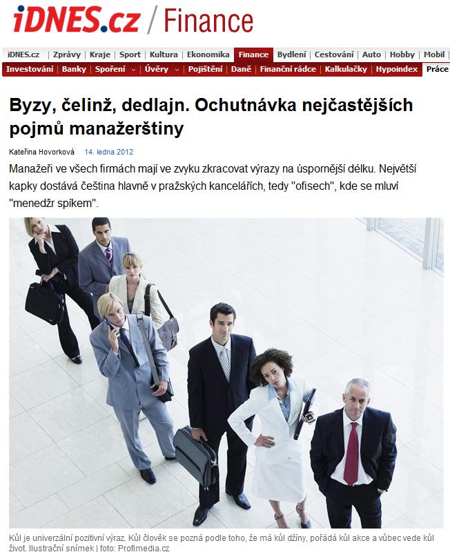 iDnes Černý Petr Martin Jaroš