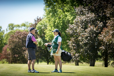 Carry at Midlothian CC for the Western Golf Association Evan Scholars on Wednesday June 7, 2017 (©Charles Cherney Photography)