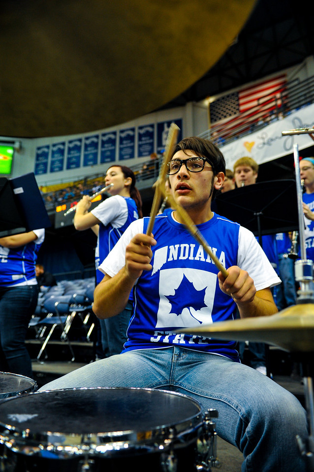 Indiana State falls in overtime to the New Mexico Lobos in Hulman Center