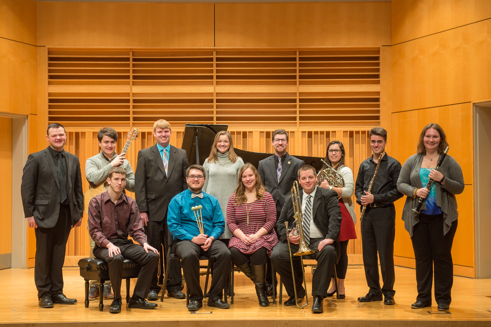 President's Concert to feature university's finest musicians