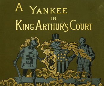 Cover: A Yankee in King Arthur's Court