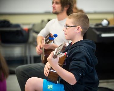 Guitar class 2014