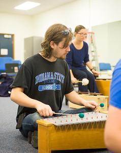 Music Education class