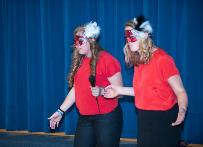 The American Physiological Society (APS) has a community program for K-12 schools call PhUn week. ISU students participated in Phun Week at Dixie Bee Elementary School