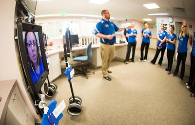 distance education sim lab