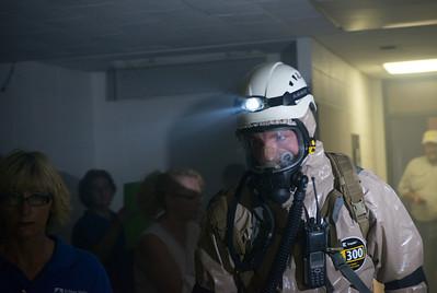 Mock Disaster drill