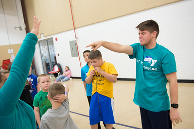 Indiana State, YMCA co-host STEM & FIT spring break camp for Vigo County students