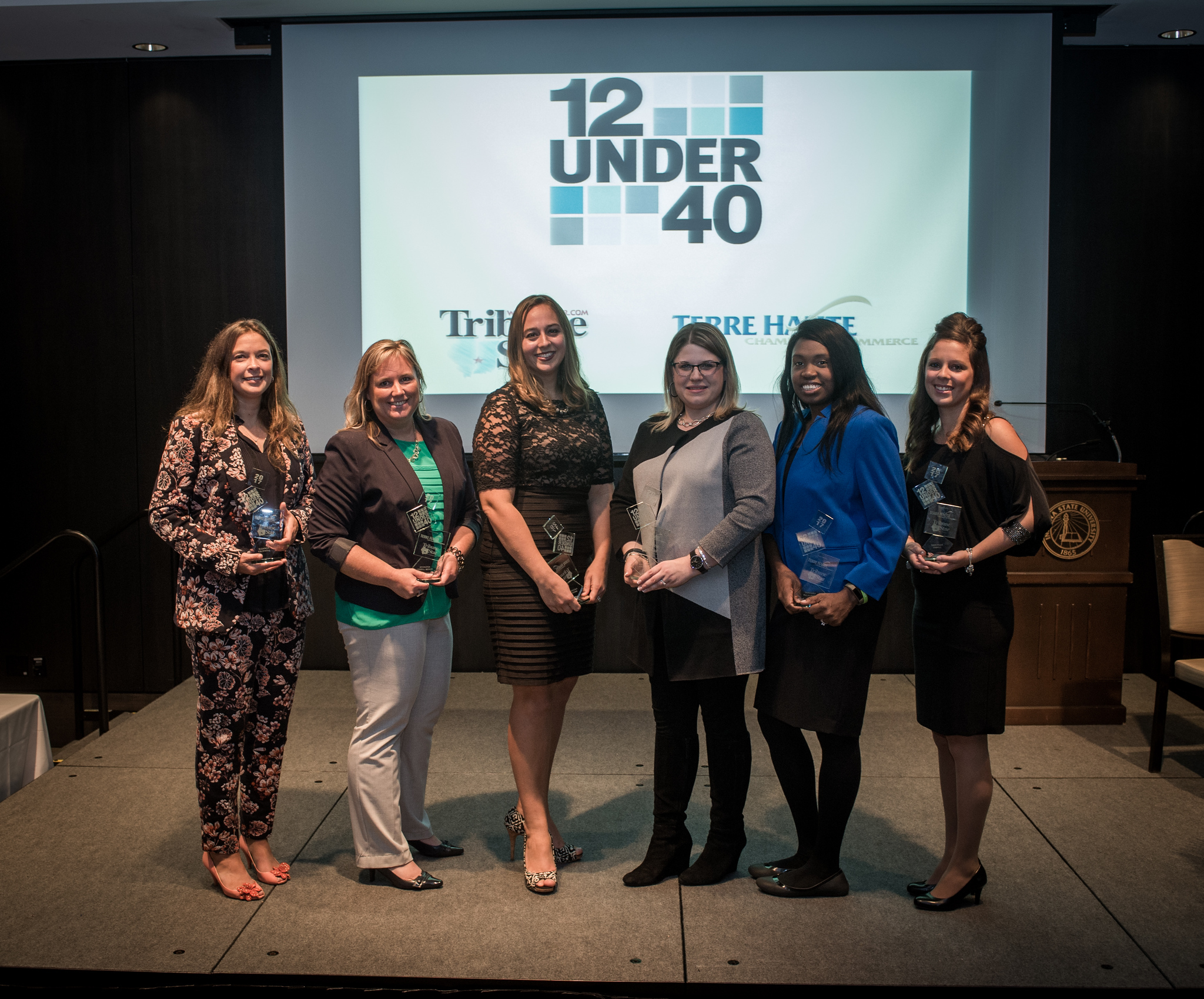 Seven State alumni among '12 Under 40' honorees
