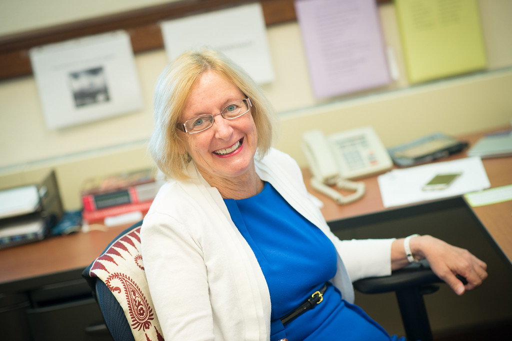 Georgianna Duarte is Indiana State's first endowed professorship