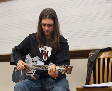 Guitarist David Ralston