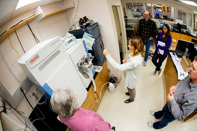 Indiana State secures new spectrometer to aid in research, teaching