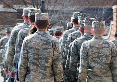 ROTC group photo 2014