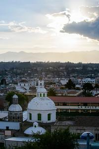 Latacunga, Ecuador