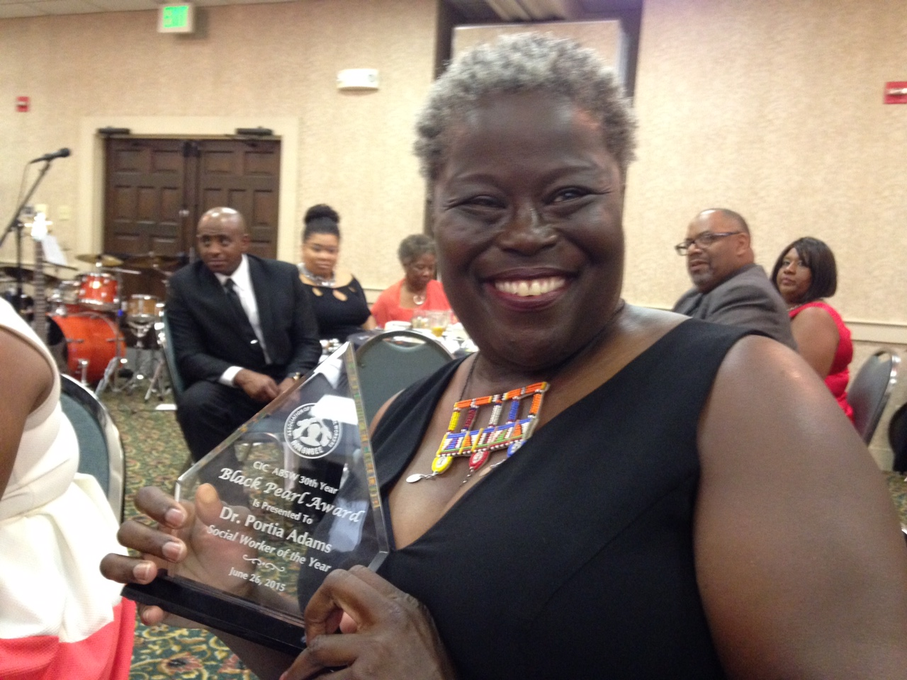 Indiana State professor named Central Indiana's Black Social Worker of the Year