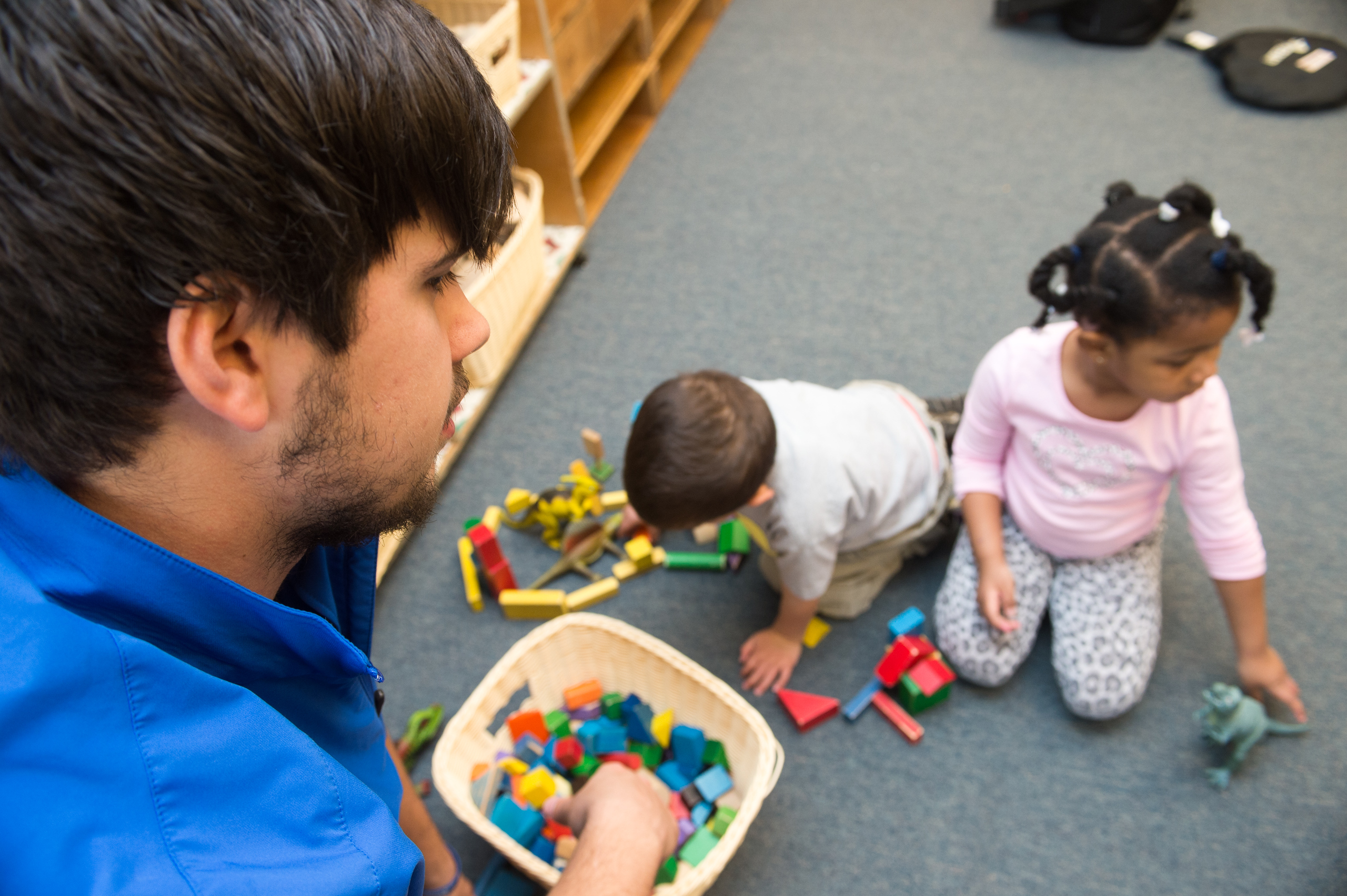 Early Childhood Education Center renews national accreditation