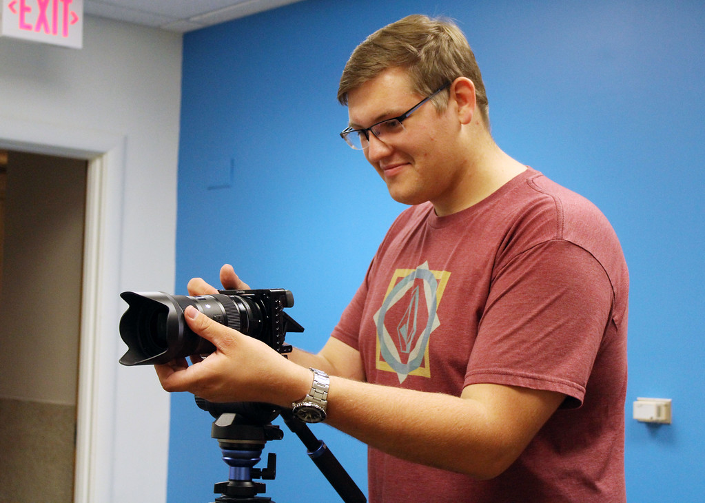 Syc Creations' student manager uses IT skills to succeed in Student Media