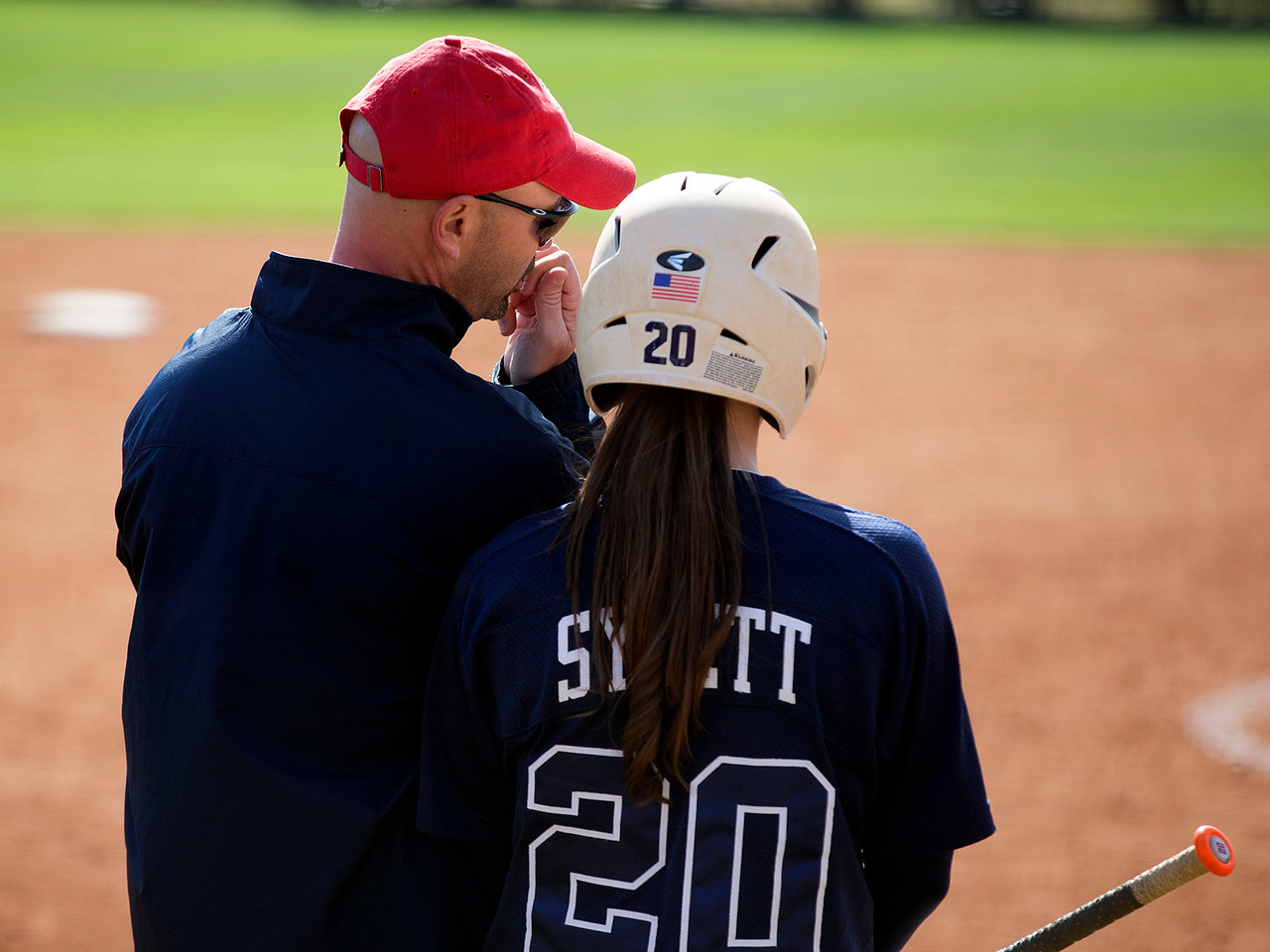 Ole Miss Softball vs Fordham during the first game of the 2014 College of Charleston Classic in Charleston, SC.