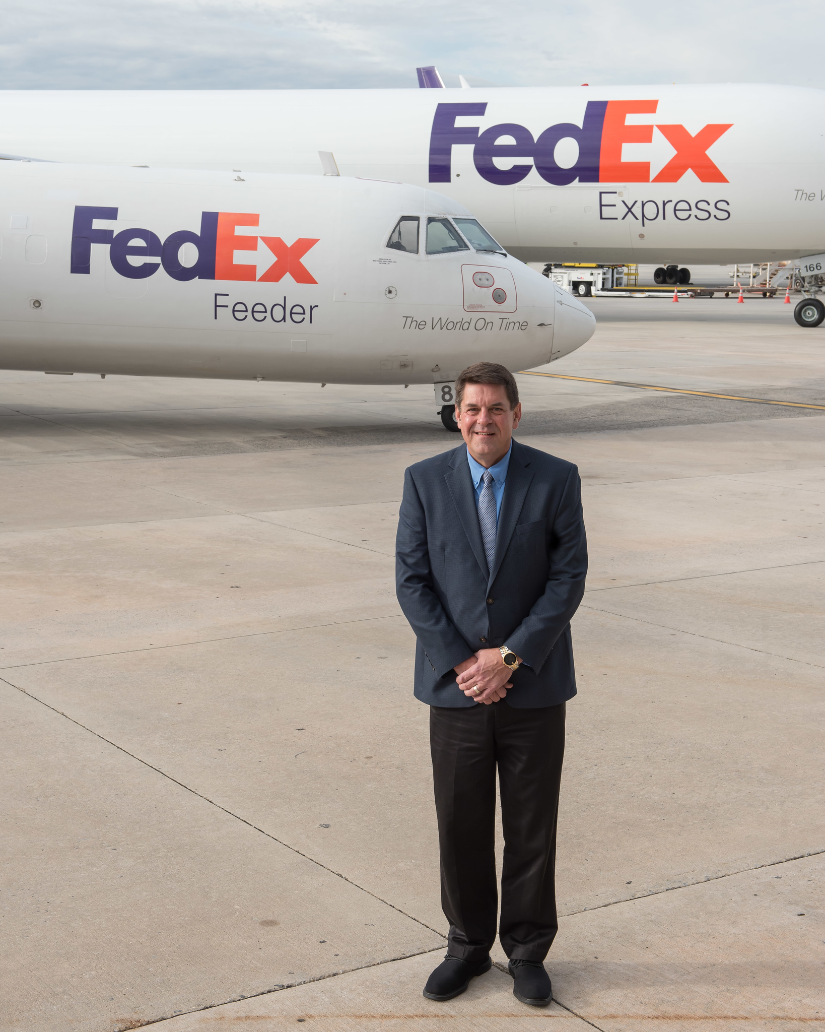 FedEx launches aviation scholarship at State