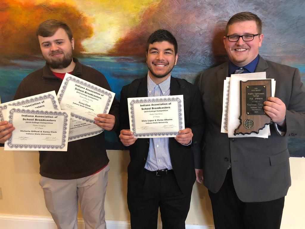 WZIS wins six state broadcaster awards