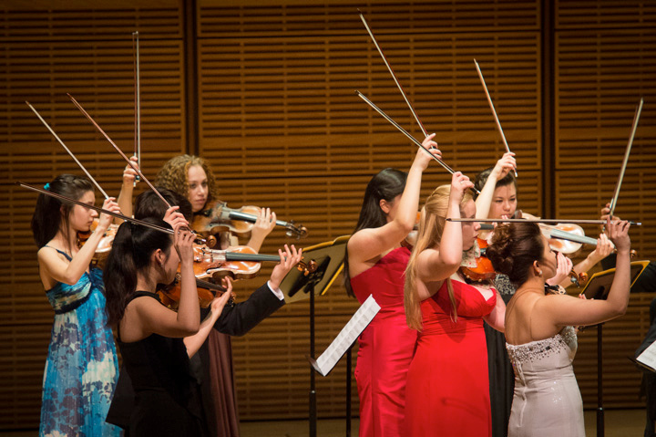 Conductor-less ensemble to perform at Contemporary Music Festival on Oct. 26
