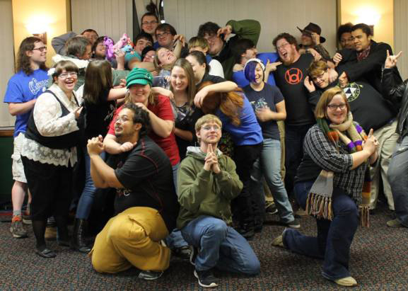 Annual ISU-Con event offers students space to nerd out