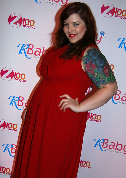 Grammy Nominated Mary Lambert @ Rockin' to Save Babies Lives Benefit Concert jULY 23, 2014 @ THE Hammerstein Ball Room NYC