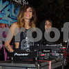 Jahan & Yasmine Yousaf, of KREWELLA rocked out the 40th Annual Village Halloween 2013 Parade in NYC
