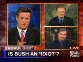 bush idiot