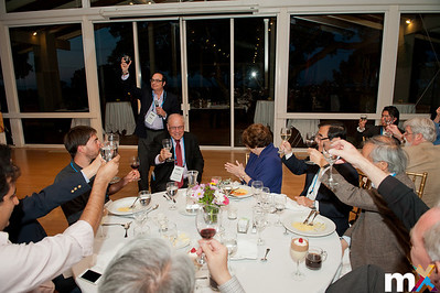 A toast to ALL!  mediaX Appreciation Dinner April 28th, 2014 Photo Credit: Steve Castillo