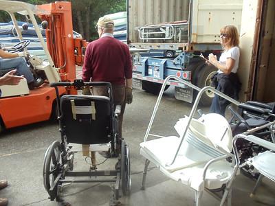 Medical equipment\supplies to Lugazi Uganda
