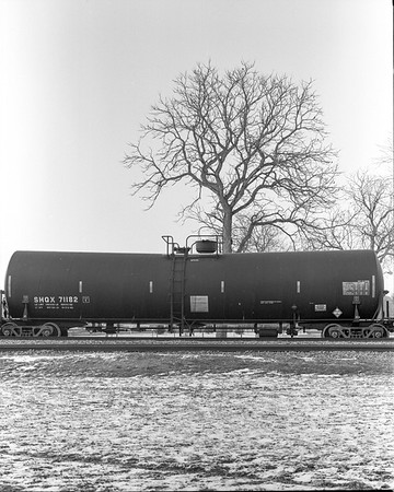 Tank Car by the Park