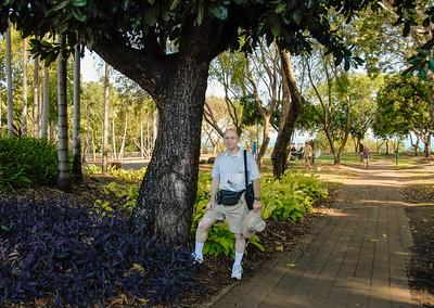 In Darwin, Australia Park