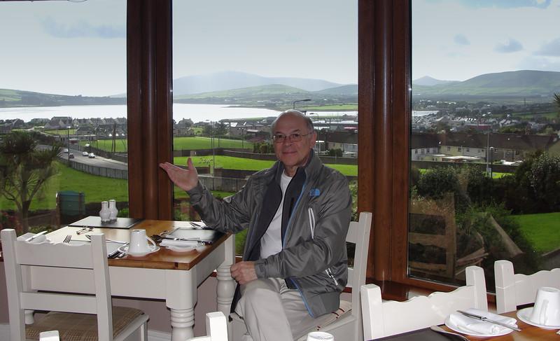 At Beakfast In Dingle, County Kerry, Ireland