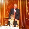 Semi-formal dinner on the Celebrity's Millennium.
