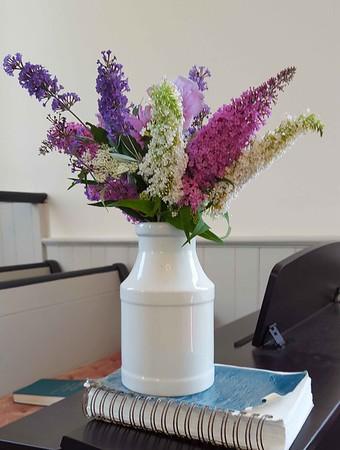 Meetinghouse Flowers