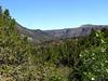 A look into a neighboring canyon.