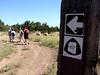 Arizona Trail, that way!