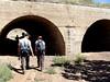 Tunnel #3, under the railroad tracks.