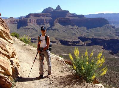 Grand Canyon Hike, 5-8-10