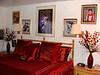 Diana and Ken got the Elvis Room.