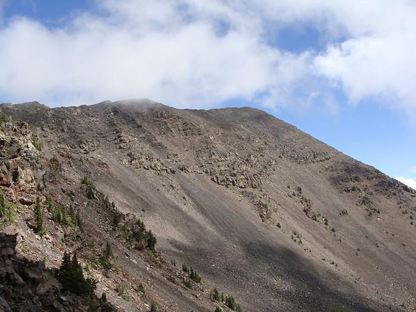 Mt Humphreys, 8-8-10