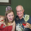 Megan and proud dad Ray