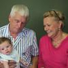 Nephew Anthony, Uncle Larry Smith, Aunt Linda Davidson