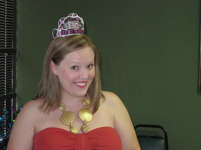 Megan Davidson's 30th B-day Party